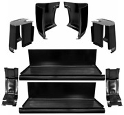55-59 Chevy/gmc Truck Cab Corner, Step Supports, Rocker Patch Panels 8-pc Kit