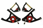 64-72 Chevy Chevelle Pontiac Gto Olds 442 A-body Control Arms Upper And Lower Set