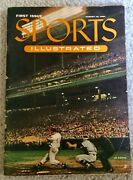 Sports Illustrated First Edition - Including All Baseball Cards 1954 Original