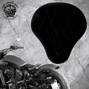 Seat + Mounting Plate Indian Scout Since Andacute17 Velvet Black V3 Size M