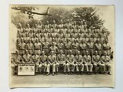 Army Graduation Photo Fort Monmouth, Nj Mickey Mouse, Donald Duck Battalion Sign