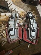 1964 Pontiac Taillights 64 Catalina Tail Lights Assembly Pigtail Too. Oem