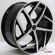 19and039and039 Wheels For Vw Tiguan S Se Sel 2009 And Up 5x112 19x8