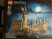 Lego Harry Potter Hogwarts Castle 71043 Building Kit 6020 Pieces New In Box
