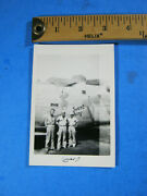 Wwii B-24 Sweet Thing 13th 5th Air Force Names Nose Art Ww2 Original Photo