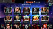 Marvel Contest Of Champions Account + Email Mcoc Account Rating 1900000