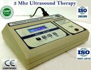 Delta 03 Lcd Portable Ultrasound Therapy 3 Mhz Frequency Physiotherapy Machines