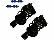 Front Strut Coil Spring Sway Bar Link Kit For 2005-2009 Buick Lacrosse M331kq