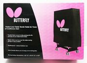 Butterfly Tennis Table Durable Nylon Cover With Zipper Brand New In Box