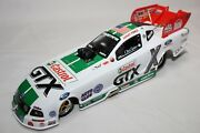 Action 124 Scale Ashley Force Castrol Gtx 2008 Mustang Funny Car Liquid Color