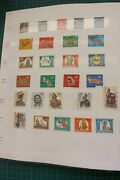 Stamp Album A Quantity German Germany Collection Stamps Used S118
