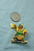 Hard Rock Cafe Berlin 17th Anniversary Bear With Beer Pin Le 250