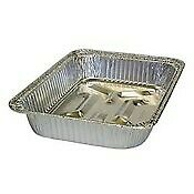 Hutzler 3889 Large Utility Roaster With Raised Ribsand44 Pack Of 50