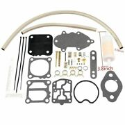 New Carburetor Kit Replace Sierra 18-7226 Md For Mercury 30 Jet 40-45 Hp 4 Cyl.