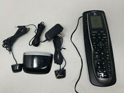 Logitech Harmony 900 Remote Control W/ Charging Base And Accessories Complete S