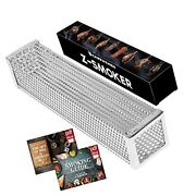 Carpathen Smoke Tube - Pellet Smoker For Gas Grill, Electric, Charcoal Grills...