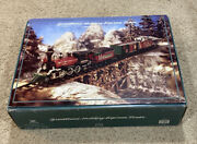 Vintage 1993 Greatland Holiday Express Train G Scale New Bright Industries