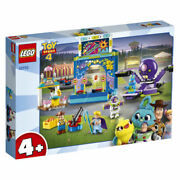 Lego 10770 - Toy Story 4 Buzz Lightyear And Woodyandrsquos Carnival Mania
