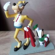 Extremely Rare Droopy And Tex Avery Rodeo Demons And Merveilles Figurine Statue