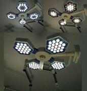 Tmi Hex 84 Ot Led Surgical Ot Light Cold Light Ceiling /mobile /wall Mounted