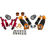 4x Coilovers Suspension Kits For Ford Mustang 4th 94-04 Adj. Height+control Arm