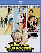 Harry In Your Pocket [blu-ray Disc] Brand New Factory Sealed Free Shipping