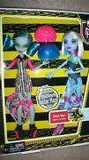 Ghoulia And Abbey Skultimate Roller Maze Monster High Kmart Exclusive 2 Doll Pack