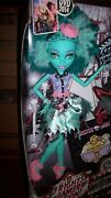 New Honey Swamp Monster High Frights Camera Action Doll Toy Mattel
