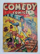 Comedy Comics 19 Timely Comics 1943 Golden Age