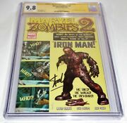 Marvel Zombies 2 3 Cgc Ss Signature Autograph Stan Lee Tales Of Suspense 39