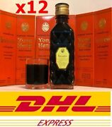 12 X 730 Cc. Yong Heng Beverages Herbal 100 Authentic Chinese Herb Body Health