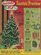 1970 Christmas Book True Value Catalog Lionel Marx With Toys Tools Bikes +
