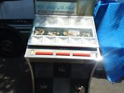 Seeburg Ay-160 45rpm  Jukebox 2 Complete Non Working Project , Clean Inside
