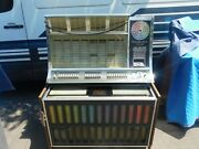 Rockola 442 45rpm Jukebox 1962 Complete Non Working Project Clean Inside
