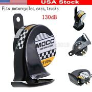 Motorcycles Lound Horn For Harley-davidson Electra Glide Ultra Classic Flhtcu Us
