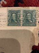 Post Stamp Benjamin Franklin Stamps 1cent Rare Exceent Condition