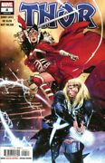 Thor Issue 4 - First 1st Print Donny Cates - Black Winter Cameo Appearance