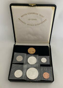 1967 Canada Confederation Centennial 20 Dollars Gold And Silver Coin Set Proof