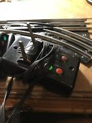 One Pair Lionel No. 1121 Switches For 027 Track 4bb