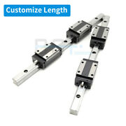 Chinese Linear Guide 20mm Customize Length Rail Blh20n Slide Carriage Hgh20ca