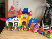 2013 Fisher Price Little People Day At Disney World Playset
