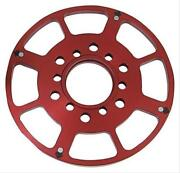 Msd 8611 Crank Trigger Replacement Wheel Aluminum Anodized Chevy Small Block Ea