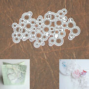 Air Bubbles Cutting And Embossing Die Andndash Underwater Ocean Cutout Circles Halloween