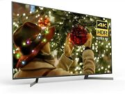 Sony Xbr-55x950g Android 4k Tv Super Bright Stunning Picture + 1 Year Warranty
