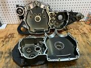 04-06 Harley Sportster 1200c 1200 883 Bottomend Case Matching Oem Used