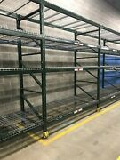 Two Sections 10and039 Tall Pallet Racking R.u.rack...