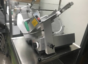 Commercial Bizerba Automatic / Manual Meat And Cheese Slicer/restaurant.