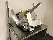 Commercial Bizerba Automatic Meat And Cheese Slicer Restaurant Equipment.