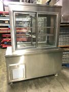 Color Point Refrigerated Display Case Bakery.