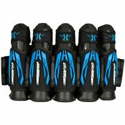 Hk Army Zero G 2.0 Paintball Harness Strapless Pack - 5+4+4 Black Blue